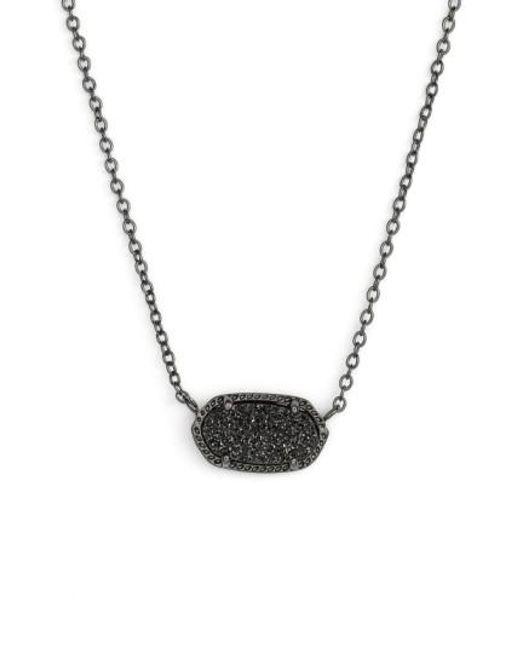 Kendra Scott   Pink Elisa Pendant Necklace   Lyst