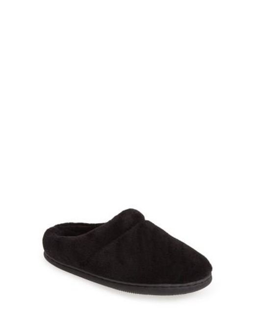 Tempur-Pedic | Black 'windsock' Slipper | Lyst