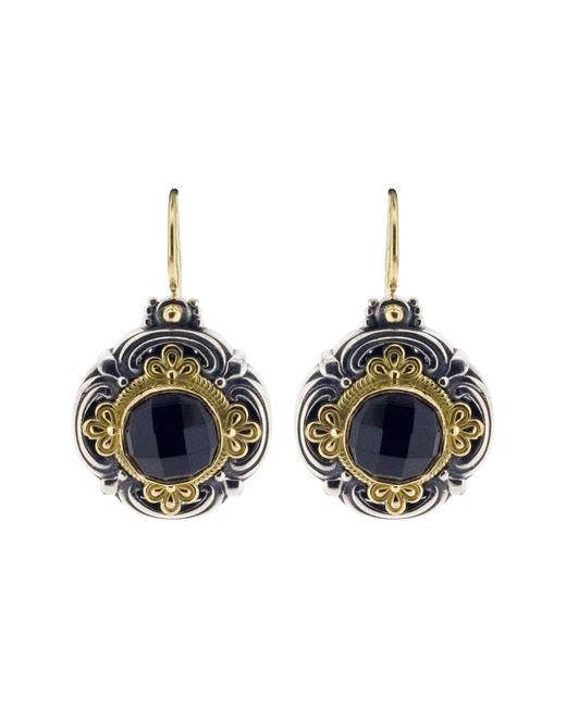 Konstantino - Blue Drop Earrings - Lyst