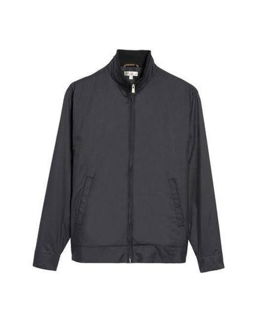 Peter Millar - Black Zip Jacket for Men - Lyst