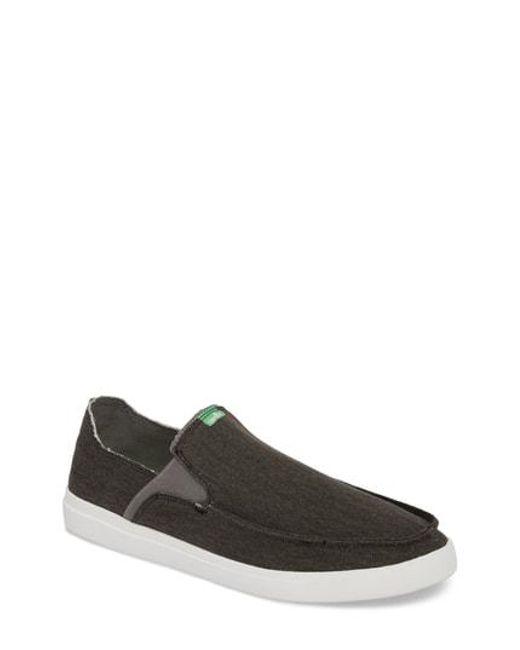 Sanük Men's Pickpocket Slip-On Sneaker 9WmXm8Z