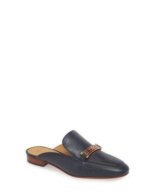 Tory Burch - Brown Amelia Loafer Mule - Lyst