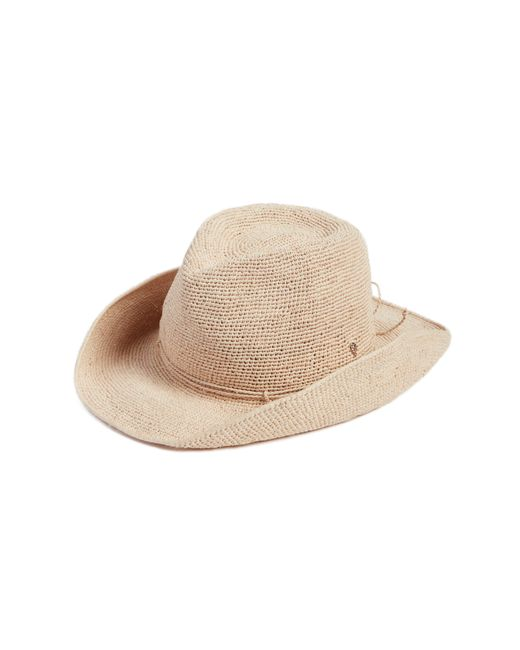 Helen Kaminski - Natural Belen Western Hat - Lyst