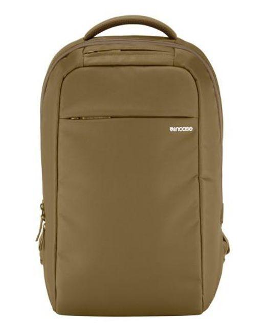 Incase - Green Icon Lite Backpack - Metallic for Men - Lyst