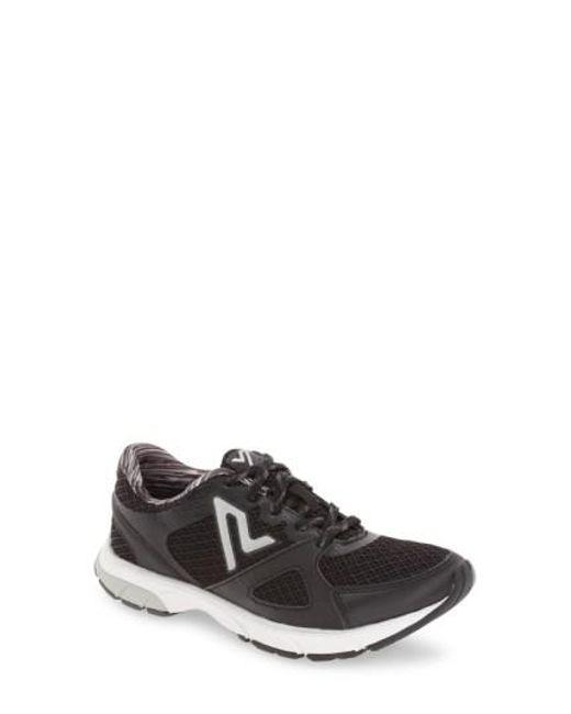 Vionic - Black 'satima' Sneaker - Lyst
