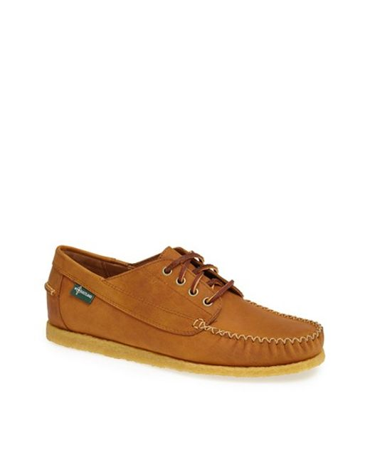 Eastland | Brown 'fletcher 1955' Boat Shoe for Men | Lyst