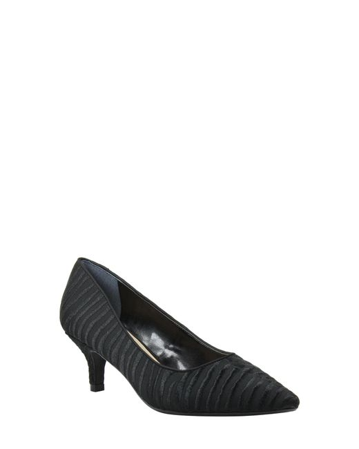 J. Reneé - Black Zelaina Pump - Lyst