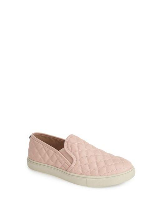 Steve Madden | Pink 'ecentrcq' Sneaker | Lyst