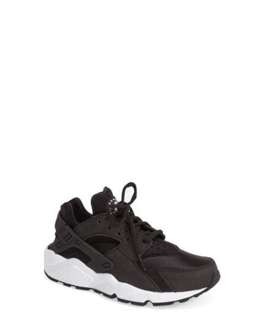Nike | Black 'Air Huarache' Sneaker | Lyst