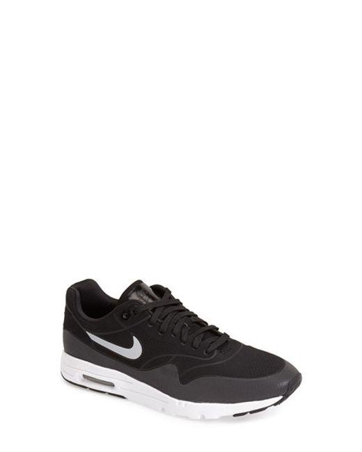Nike | Black 'air Max 1 - Ultra Moire' Sneaker | Lyst