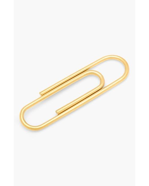 Ox and Bull Trading Co. | Paper Clip Money Clip - Metallic for Men | Lyst