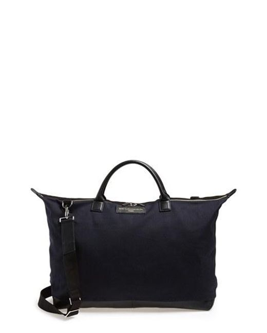 Want Les Essentiels De La Vie   Blue De La Vie 'hartsfield' Travel Tote Bag for Men   Lyst