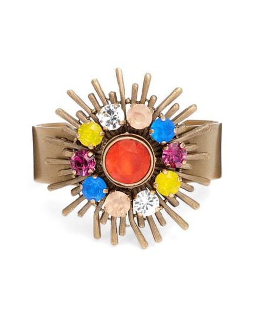 Loren Hope - Metallic Quinn Small Cuff Bracelet - Lyst