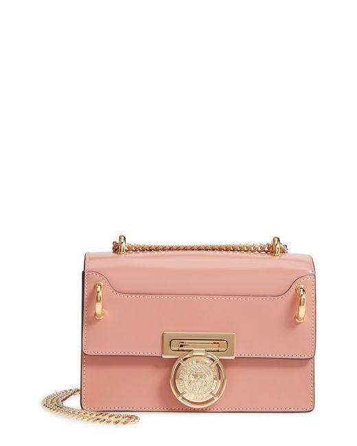Balmain - Multicolor Glace Leather Box Shoulder Bag - Lyst