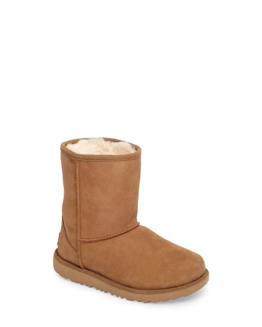 Ugg - Brown Ugg Classic Short Ii Waterproof Boot - Lyst