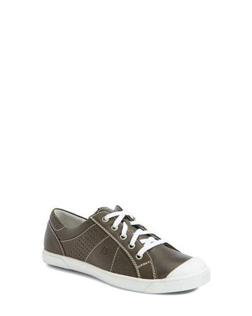 Josef Seibel | Gray 'lilo 13' Leather Sneaker | Lyst