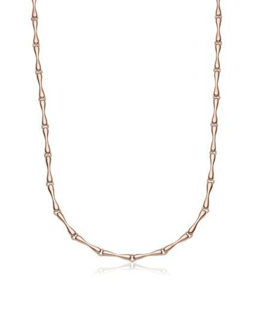 Monica Vinader | Metallic Nura Reef Chain Necklace | Lyst