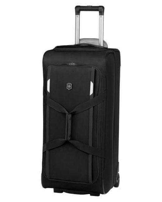Victorinox   Black Victorinox Swiss Army 'wt 5.0' Rolling Duffel Bag for Men   Lyst