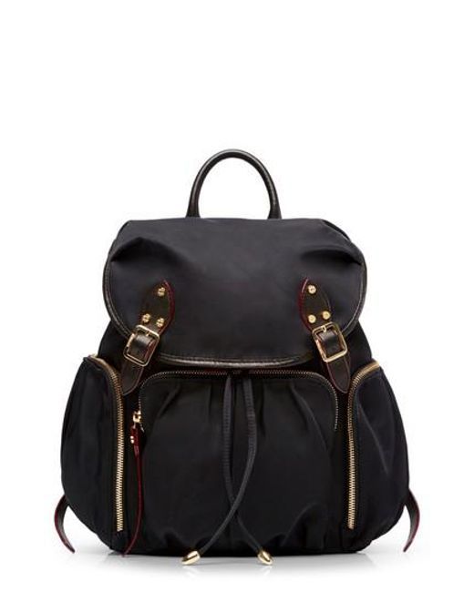 MZ Wallace - Black Marlena Backpack - Lyst