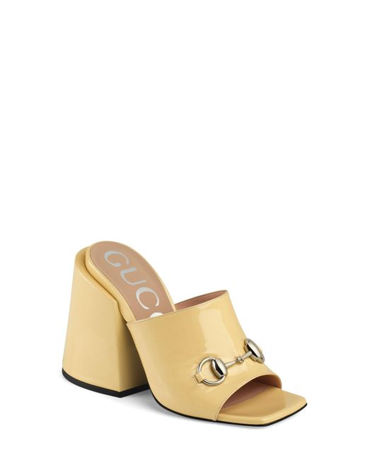 Gucci - Natural Lexi Slide Sandal - Lyst