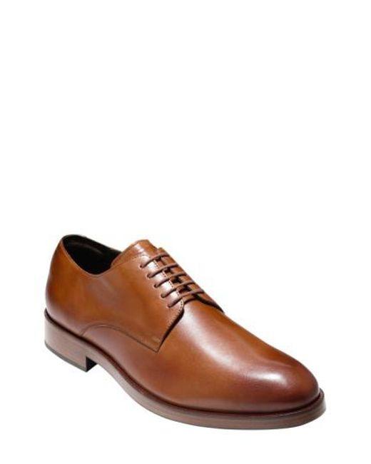 Cole Haan Men's 'Harrison Grand' Plain Toe Derby RdCCv6MLEq