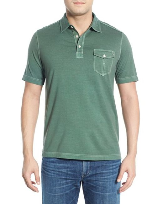 Tommy Bahama 39 Vacanza 39 Polo In Green For Men Save 10 Lyst