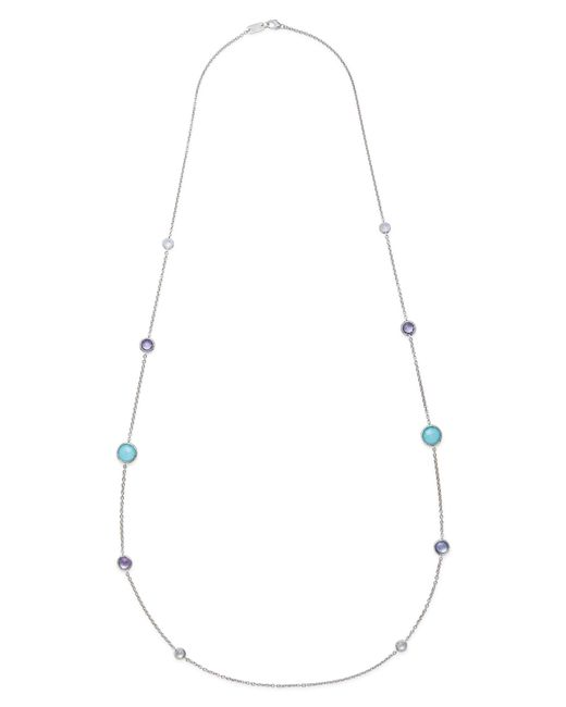 Ippolita - Multicolor 'rock Candy - Lollipop' Long Necklace (online Only) - Lyst