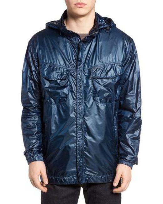 Canada Goose   Blue Mckinnon Slim Fit Wind Jacket for Men   Lyst