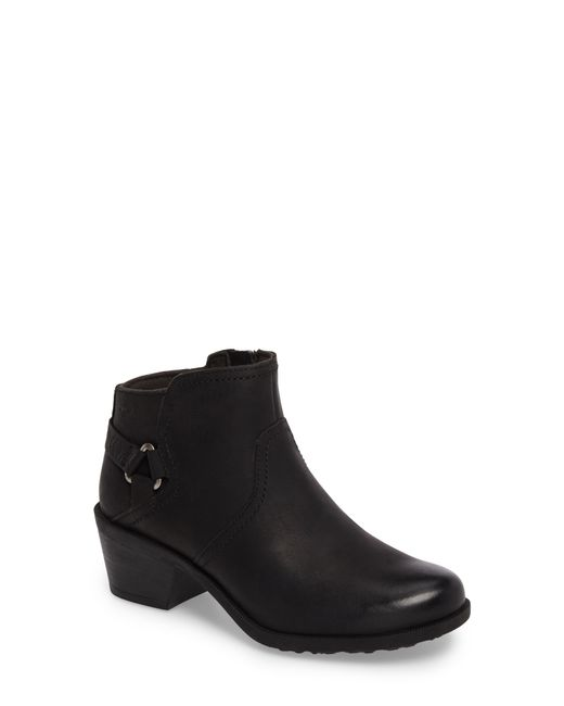 Teva - Brown Foxy Leather Ankle Boots - Lyst