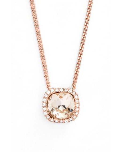 Givenchy | Pink 'legacy' Pendant Necklace | Lyst