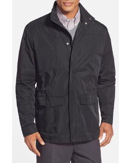 Cutter & Buck | Black Birch Bay Water Resistant Jacket for Men | Lyst