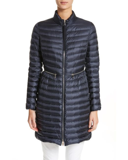 Moncler - Black Agatelon Down Quilted Puffer Jacket - Lyst