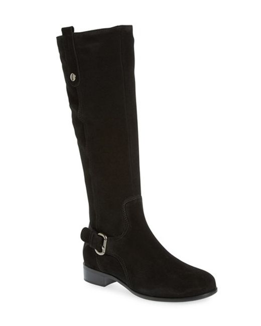 La Canadienne | Black 'stefanie' Waterproof Boot | Lyst