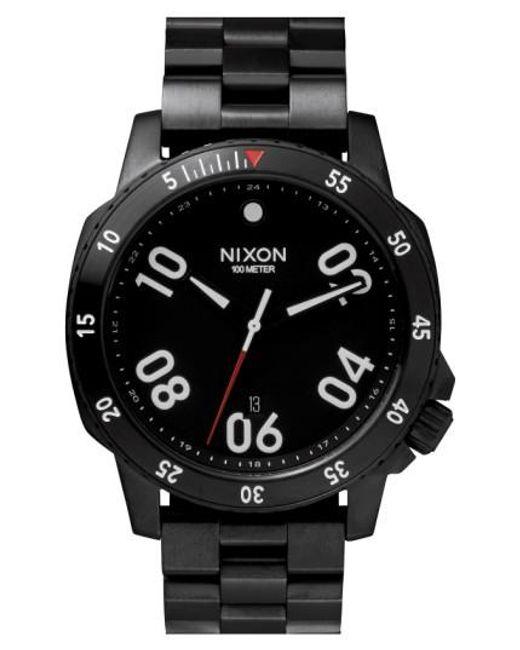 Nixon | Black 'the Ranger' Bracelet Watch for Men | Lyst