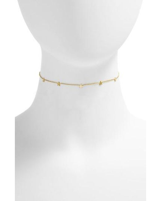 Five And Two - Metallic Paige Star Necklace - Lyst