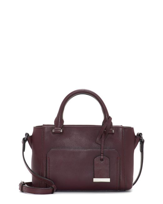 Vince Camuto - Multicolor Small Lina Leather Crossbody Bag - - Lyst