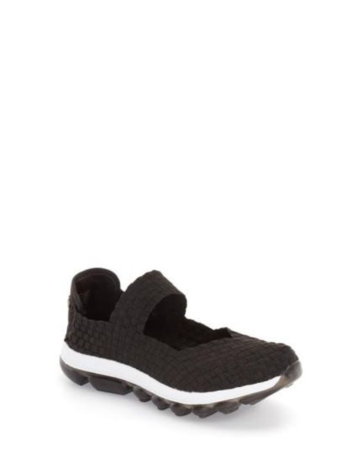 Bernie Mev | Multicolor Gummies Charm Stretch Woven Slip-on Sneakers | Lyst