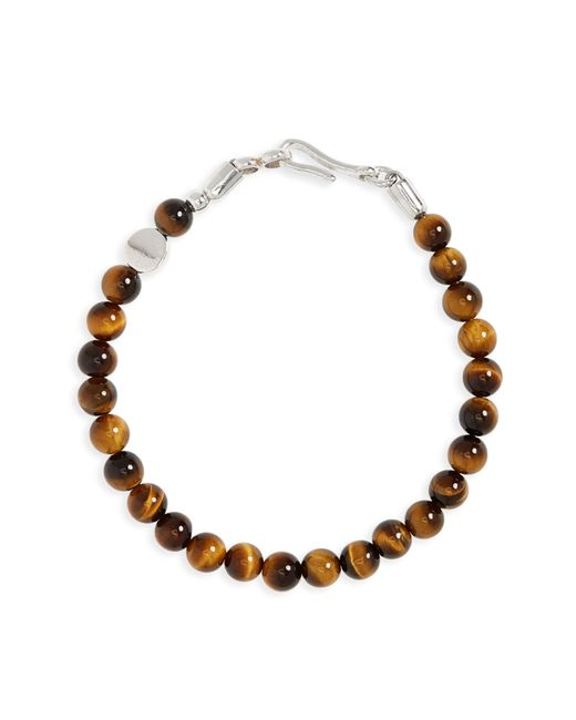 Caputo & Co. - Multicolor Stone Bead Bracelet for Men - Lyst