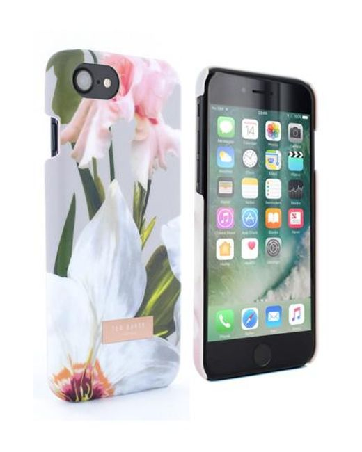 Chatsworth Bloom Iphone 6/6s/7/8 Case Ted Baker 8WAMuBs