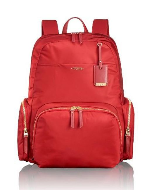 Tumi Calais Nylon 15 Inch Computer Commuter Backpack in