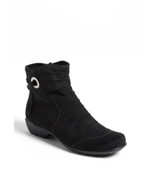 Romika | Black Romika 'citytex 121' Boot | Lyst