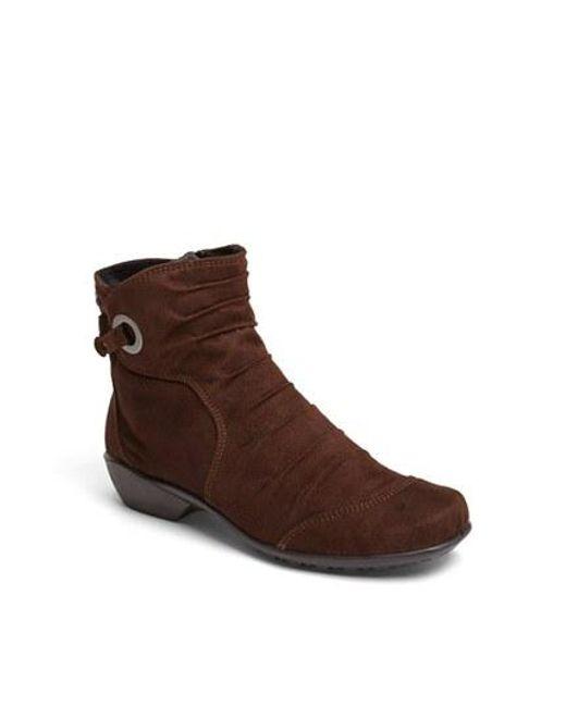 Romika | Brown Romika 'citytex 121' Boot | Lyst
