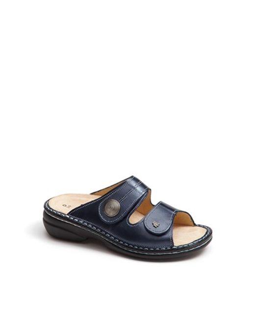Finn Comfort | Gray 'sansibar' Sandal | Lyst