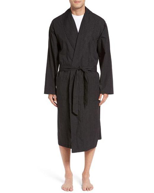 Polo Ralph Lauren | Blue Woven Robe for Men | Lyst