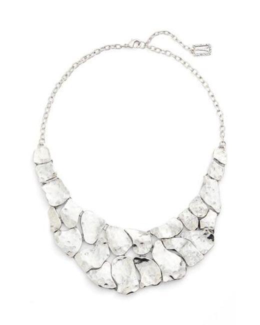 Karine Sultan | Metallic Alice Statement Necklace | Lyst