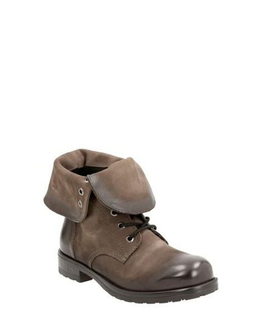 Clarks | Brown Clarks Minoa River Boot | Lyst
