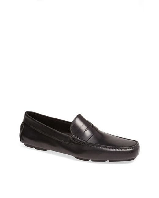 To Boot | Black 'harper' Driving Shoe for Men | Lyst
