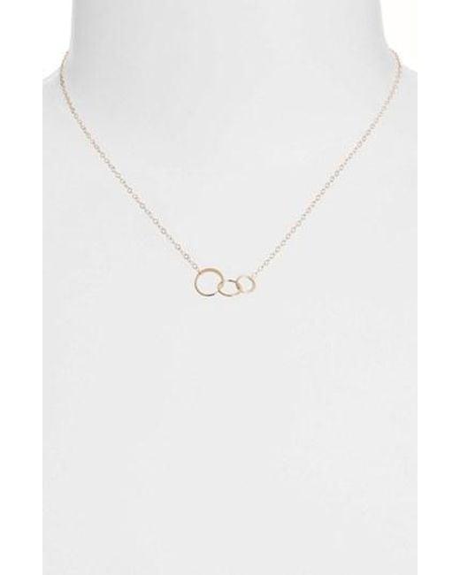 Melissa Joy Manning   Metallic Link Collar Necklace   Lyst