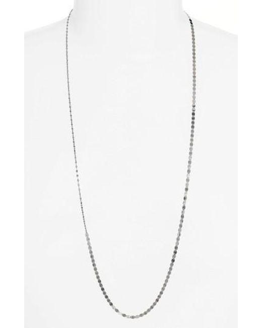 Lana Jewelry   Metallic 'long Vanity' Strand Necklace   Lyst