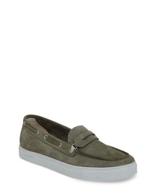 Blackstone - Green Nm15 Loafer Sneaker - Lyst